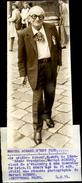 PHOTO - Photo De Presse - MARCEL ACHARD - Auteur - Académicien - 1974 - Célébrités