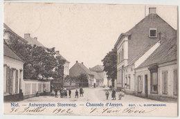 Cpa Niel  1902 - Niel