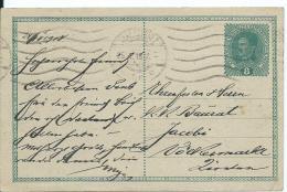 AK 0664  Ganzsache ( Kaiserl- Post 8 Heller )  Von Klagenfurt Nach Völkermarkt Um 1918 - Ganzsachen
