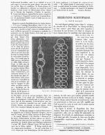 LES RECREATIONS SCIENTIFIQUES ( La Chaine Magique )   1888 - Unclassified