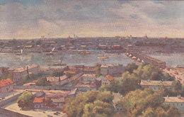 Warszawa - Ogolny Widok - 1923    (A36-151224) - Polonia