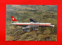 Avions - SWISSAIR - Convair-Coronado 990 - (234) - - 1946-....: Moderne