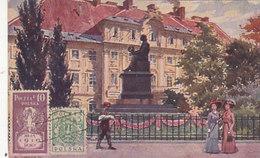 Warszawa - Salon Kulikowskiego - Sign.Sawiczewski     (A36-151224) - Polonia