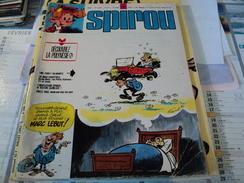 SPIROU N° 1794 DU 31 AOUT 1972. 1° PLAT DE FRANCIS GASTON LAGAFFE / LA PATROUILLE DES CASTORS - Spirou Magazine