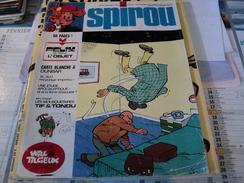 SPIROU N° 1894 DU 1 AOUT 1974. 1° PLAT DE WILL GASTON LAGAFFE / MISTER KIT SPECIAL - Spirou Magazine