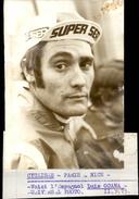 PHOTO - Photo De Presse - LUIS OCANA - Champion Cycliste - 1975 - Cyclisme