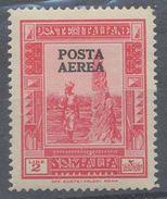 Somalia 1936 Posta Aerea Lire 2 MH * Non Emesso - Somalia