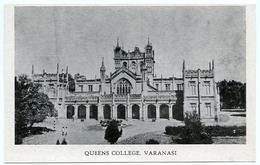 INDIA : VARANASI - QUEENS COLLEGE - India