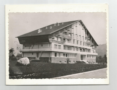 39 Jura - Cize - Clinique De Franche Comté Carte Double Joyeux Noel Et Bonne Année 1964 - France