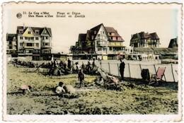 De Haan, Coq Sur Mer, Den Haan, Plage Et Digue, Strand En Zeedijk (pk32911) - De Haan