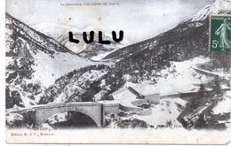 DEPT 05 ; édit. E D C : Briancon Pont Du Diable - Briancon