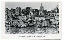 INDIA : VARANASI - DASHASWAMEDH GHAT - India