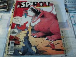 SPIROU N°3153 DU 16 SEPTEMBRE 1998. 1° PLAT DE O GROJ CLARKE - Spirou Magazine