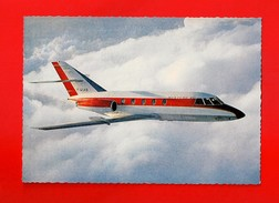 Avions - G.A.M. Marcel Dassault - MYSTERE 20 - Avion D'affaires - (252) - - 1946-....: Moderne