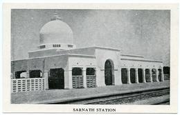 INDIA : SARNATH : STATION - India