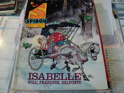 SPIROU N°2477 DU 1 OCTOBRE 1985. 1° PLAT DE WILL BARA / GERRIT DE JAGER / - Spirou Magazine