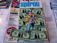 SPIROU N°1919 DU 23 JANVIER 1975. 1° PLAT DE BERCK GASTON LAGAFFE / - Spirou Magazine