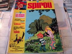 SPIROU N°1912 DU 5 DECEMBRE 1974. 1° PLAT DE WILL GASTON LAGAFFE - Spirou Magazine