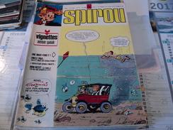 SPIROU N°1786 DU 6 JUILLET 1972. 1° PLAT DE FRANCIS - Spirou Magazine