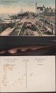 11847) ANVERS STEEN PONTON EMBARCADERE NON VIAGGIATA 1915 CIRCA - Belgio