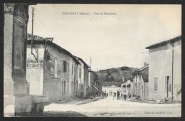 TREVERAY Rue De Biencourt (Bangitte Brindelet) Meuse (55) - France