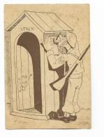 HUMOR  - ITALY LOVE ILL.TA PIERALDO  1944  VIAGGIATA FG - Humor