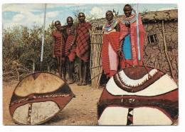 MASAI KENIA VIAGGIATA    FG - Kenya