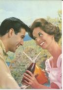 Couples Scene.fashion, Vogue, Style.beverage.Printed In Minerva Subotica Yugoslavia. - Couples