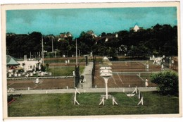 De Haan, Coq Sur Mer, Den Haan, Tennis (pk32918) - De Haan