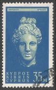 Cyprus. 1962 Definitives. 35m Used. SG 217 - Cyprus (Republic)