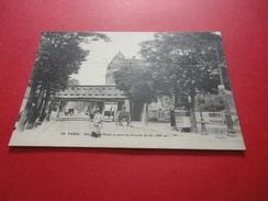 PARIS / RUE MICHEL BIZOT, LE PONT DU CHEMIN DE FER ( XIIè Arr . ) - Arrondissement: 12