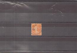 FRANCE 1921 / 22 N° 158 OBLITERE - 1906-38 Säerin, Untergrund Glatt