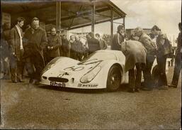 PHOTO - Photo De Presse - Sport Automobile - Circuit - Sports