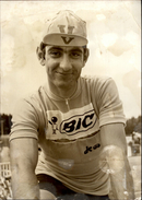 PHOTO - Photo De Presse - CHARLY GROSSKOST - Champion Cycliste - 1966 - Cyclisme