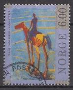 Norwegen  (1998)  Mi.Nr.  1287  Gest. / Used  (3ff18) - Gebraucht