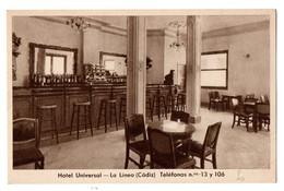 ESPAGNE . CADIZ . HOTEL UNIVERSAL . LA LINEA - Réf. N°1565 - - Cádiz