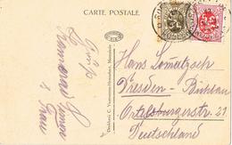 23986. Postal ROESELARE (Belgien) 1930. Vista De MOORSLEDE - Bélgica
