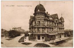 De Haan, Den Haan, Le Coq Sur Mer, Hotel Belle Vue (pk32924) - De Haan