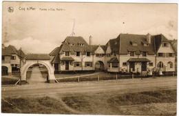 De Haan, Den Haan, Le Coq Sur Mer, Ferme, Coq Hardi (pk32928) - De Haan