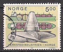 Norwegen  (1991)  Mi.Nr.  1061  Gest. / Used  (4ff07) - Gebraucht