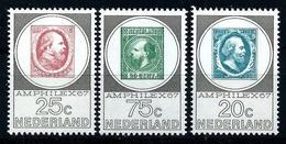 "Nederland 1967: Postzegeltentoonstelling ""Amphilex '67"" ** MNH - Nuovi"