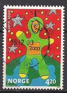 Norwegen  (2000)  Mi.Nr.  1357  Gest. / Used  (4ff10) - Gebraucht