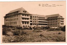 De Haan, Den Haan, Le Coq Sur Mer, Ferme, Institut Helio Marin (pk32929) - De Haan