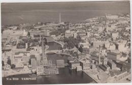AK - Finnland - TAMPERE - Flugaufnahme 1951 - Finnland