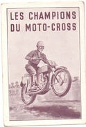 PK - Les Champions Du Moto Cross - Sport Automobile