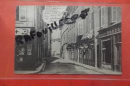 Cp  Saint Marcellin Grande Rue N 2088 - Saint-Marcellin