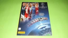 Champions League 2010-11,album Vuoto Panini Figurine Stikers - Panini