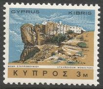 Cyprus. 1966-69 Definitives. 3m MH. SG 283 - Cyprus (Republic)