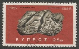 Cyprus. 1966-69 Definitives. 25m Used. SG 288 - Cyprus (Republic)