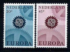 Nederland 1967: Europa - CEPT ** MNH - Period 1949-1980 (Juliana)